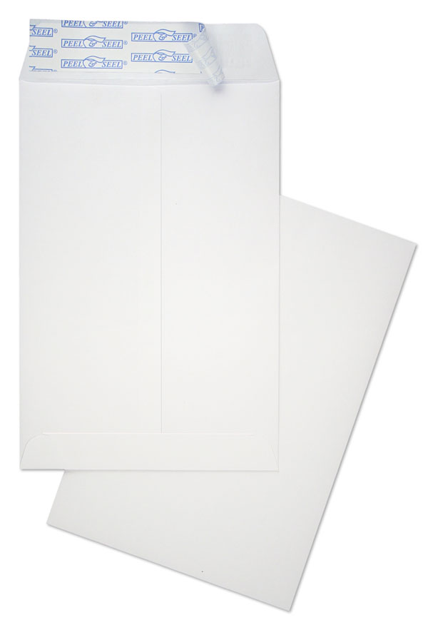 6 x 9 catalog 28lb white wove peel and seel catalog envelopes paoli envelope. Black Bedroom Furniture Sets. Home Design Ideas