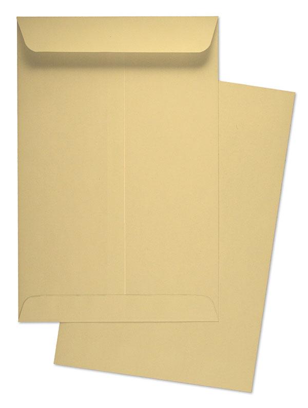 7 X 10 Catalog 28lb Manila Kraft Catalog Envelopes
